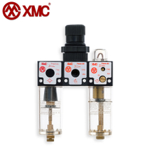 XFRL4_Air Triple-Link Unit (3 Combination Unit, F+R+L)_X Series Air Source Treatment Units_XMC (HUAYI) Pneumatic